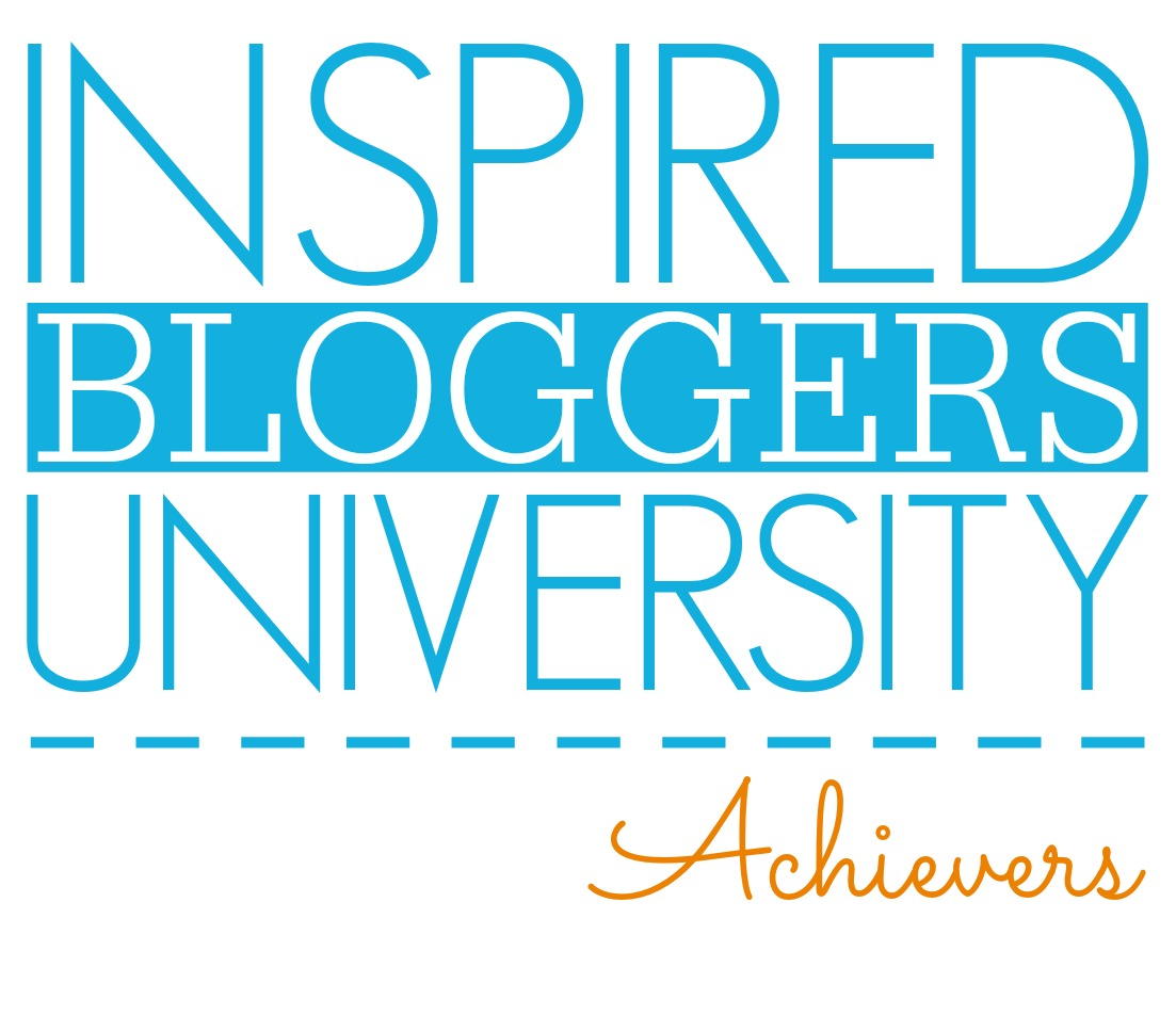 Inspired Bloggers University Achievers