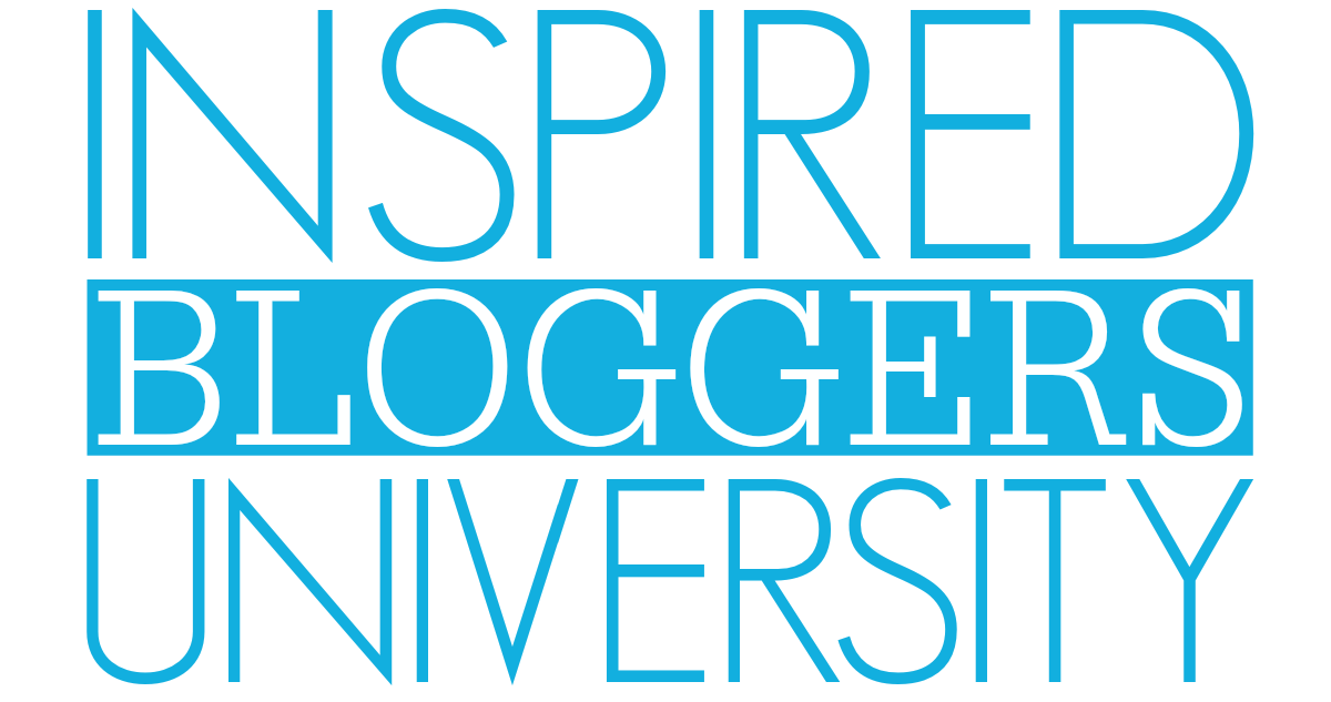 Inspired Bloggers University