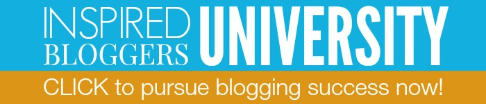 click to pursue blogging success